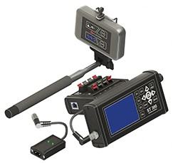 Wireline analyzer